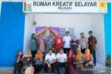 PLN Sulselrabar resmikan Rumah Kreatif BUMN di Selayar