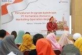 Pertamina Sulawesi menjamin stok BBM-LPG aman