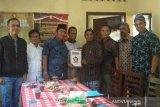 Ketua Partai Demokrat Bantul mendaftar bakal cawabup melalui Gerindra