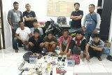 Polda Riau kembali bekuk tujuh pelaku pencurian minyak PT Chevron