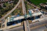Wika: Progres kereta cepat Jakarta-Bandung mencapai 38 persen