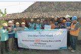 PLN sambung listrik gratis untuk warga kurang mampu