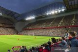 Liverpool rancang kembali  kembangkan kapasitas Stadion Anfield