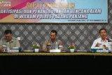 Polres Padang Panjang-BPBD gelar rapat koordinasi bahas kebencanaan