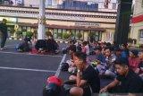 Polrestabes Makassar amankan 121 sepeda motor  saat patroli skala besar
