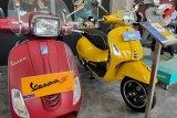 Vespa banyak tawarkan  promo spesial di IIMS Motobike 2019