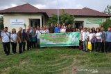 Dinas Pertanian Kota Denpasar studi tiru di Lobar