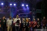 Pemkab Gorontalo bersama komunitas deklarasikan Limboto jadi kota kreatif