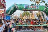 Minang Geopark Run, marathon sambil wisata