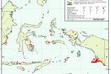 BMKG deteksi 102 titik api di Papua dan Papua Barat