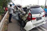 Satu orang meninggal dunia akibat kecelakaan di Tol Meruya, Jakarta Selatan