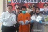 Edarkan obat terlarang, seorang satpam di Temanggung ditahan