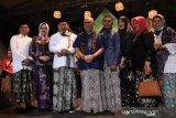 Kerajinan sarung batik Pekalongan tembus pasar global