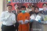 Polisi tahan seorang oknum satpam pengedar obat terlarang