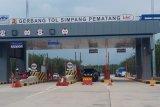 Peresmian persiapan Tol Lampung-Sumsel
