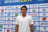 Muhammad Rifqy melaju ke  perdelapan final tenis SEA Games 2019