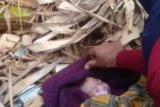 Bayi dibuang di kebun pisang, diselidiki Polres Magetan