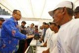 Pejabat Wali Kota Makassar dampingi Menteri KKP temui nelayan