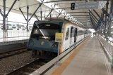 KAI operasikan jalur layang kereta api Bandara Kualanamu