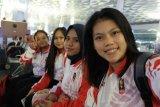 Lifter putri asal Lampung Bernedicta Babela bertarung di SEA Games 2019