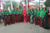 Umat muslim Jayapura  warnai Gerbang Natal Portnumbay