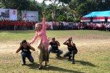 Napi Lapas Polewali sampaikan bahaya HIV/AIDS melalui drama