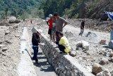 Akses Jalan Peruak Naga Talonang kembali berfungsi