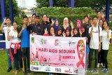 PKBI Barut gelar aksi simpatik peduli HIV/AIDS