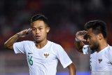 Garuda Muda ditaklukkan Vietnam 2-1