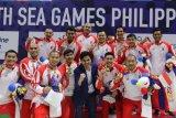 Emas masih seret, Indonesia berharap dari cabang pencak silat