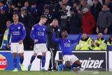 Leicester berhasil pangkas keunggulan Liverpool