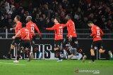 Berkat gol di menit-menit akhir, Rennes menang atas Saint-Etienne