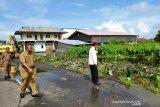 Antisipasi banjir, Pemkab Rohil lakukan normalisasi