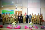 RSUD Baturaja jalani survey Standard Nasional  Akreditasi Rumah Sakit