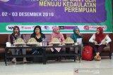 Penyintas perempuan korban becana Pasigala diajak jaga solidaritas antar sesama