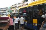 Di Jambi, bus Koja Trans menjadi objek wisata edukasi