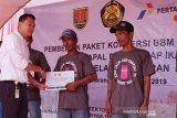 Pertamina dukung penerapan konversi BBM ke LPG bagi nelayan di Semarang