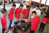 BCA latih pemuda Dusun Kopi Sirap barista dan roasting
