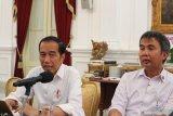 Presiden: stafsus milenial beri masukan untuk Kartu Pra Kerja