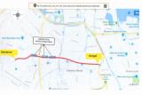 Dishub lakukan rekayasa lalu lintas pembangunan tol dalam kota Semanan-Grogol