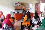 Dongkrak partisipasi pemilih perempuan, KPU Solok Selatan audiensi rumah pintar pemilu