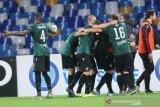 Bologna stop rekor empat laga tanpa kemenangan dengan taklukkan Napoli 2-1