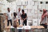 KPU Surakarta kosongkan kotak suara Pemilu 2019
