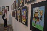 Pameran seni komunitas disabilitas