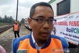 Awasi jalur rawan bencana, KAI Purwokerto siapkan petugas ekstra