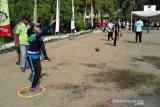 Olahraga Petanque mulai  dikembangkan di Ogan Komering Ulu