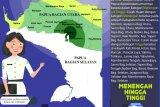 BMKG: Bulan ini hujan intensitas menengah hingga tinggi di Papua