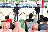 Gubernur  Sulsel umumkan keberhasilan bangun infrastruktur di Hari Bakti PU