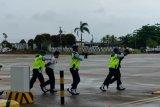 Angkasa Pura II Tanjungpinang gelar simulasi penyelamatan sandera