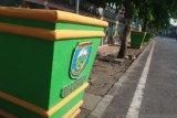 Dinas PU-Perkim OKU  sebar ratusan pot tanaman hias di Kota Baturaja